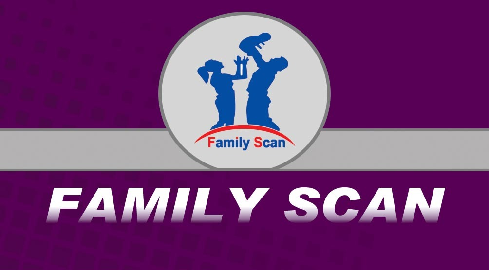 Family Scan for Radiology